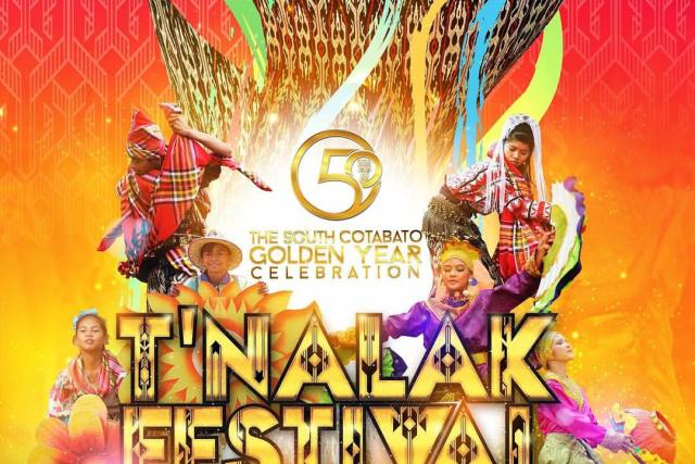 TNALAK FESTIVAL – July 18 2016 declared a holiday in South Cotabato