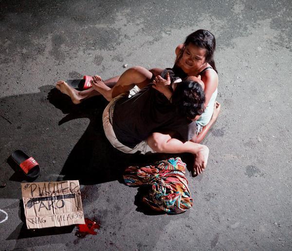 Duterte's war on drugs puts spotlight on police brutality