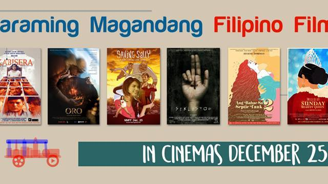 Indie movies will make MMFF 2016 earn less, but it is right to give them the platform