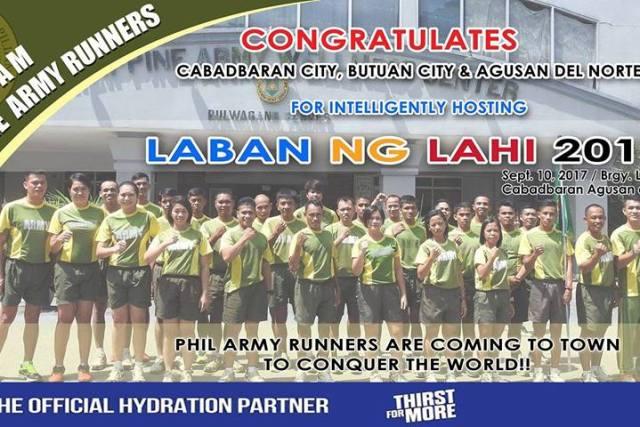 'Laban ng Lahi' 2017: A marathon with a purpose