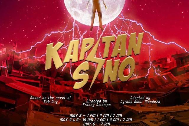 Teatro Tomasino presents Bob Ong's 'Kapitan Sino'
