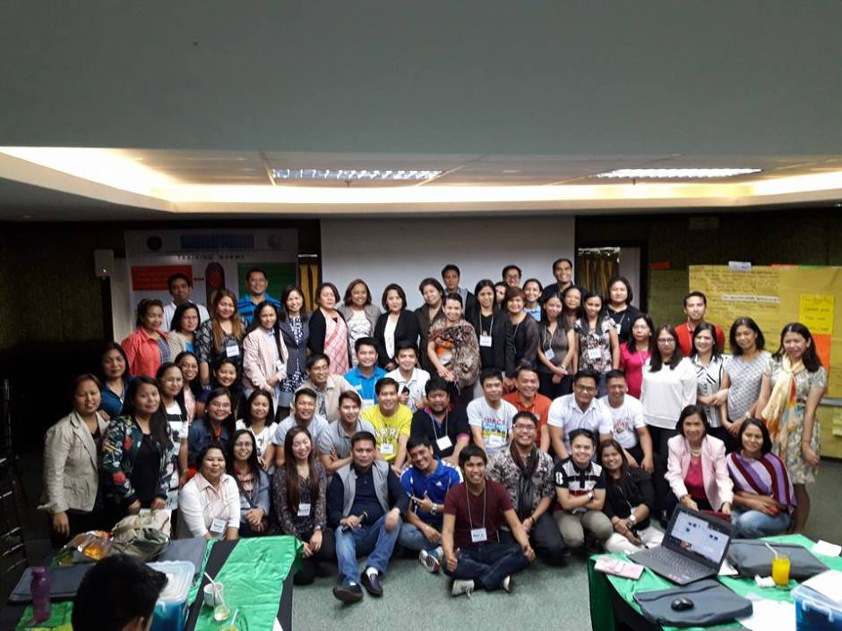 DepEd NCR mass training for senior high school teachers