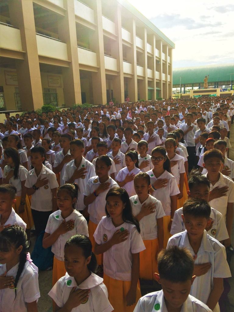 Corazon Aquino High School Manila
