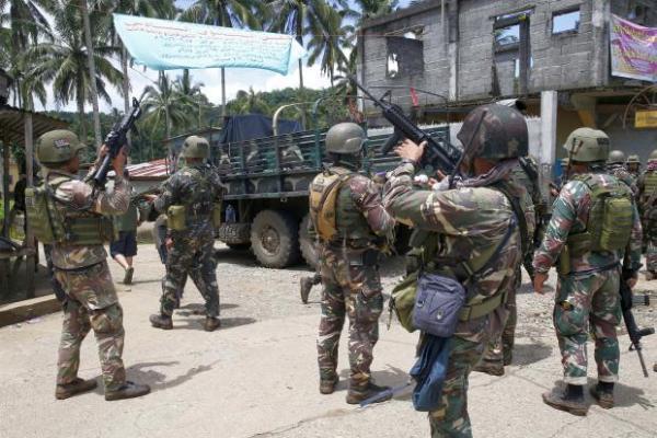 Marawi martial law 2017