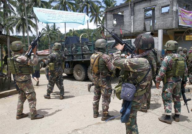 Marawi martial law 2017