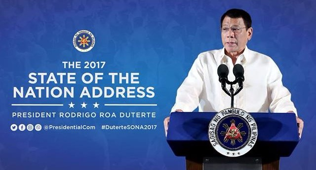 #SONA2017 | President Duterte's 2nd State of the Nation Address – live updates and commentary