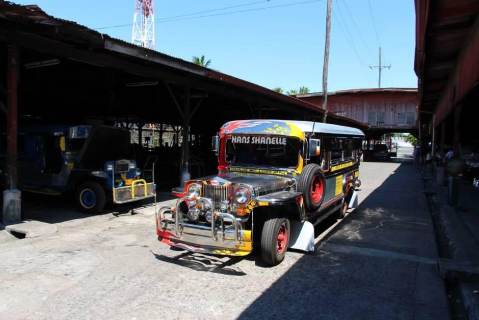 jeepney modernization program 2017