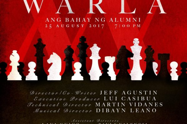 UP SIKAT presents WARLA