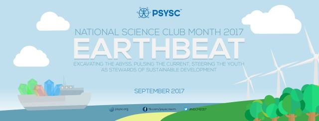 national science club month 2017 theme
