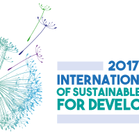 United Nations month theme 2017 – 'International Year of Sustainable Tourism for Development'