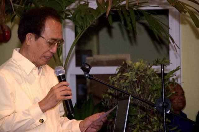 IN MEMORIAM: Roger Posadas, former UP Diliman chancellor, 72