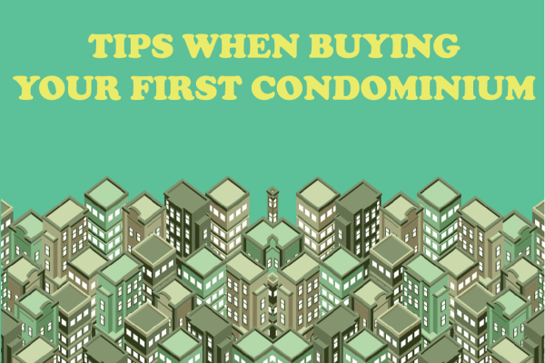 tips in buying your first condo