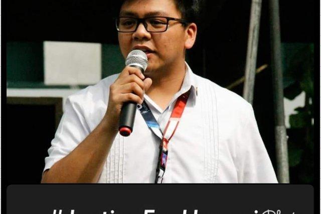 #JusticeForHoracio –  Horacio Tomas Castillo III, UST law student, dies of apparent hazing