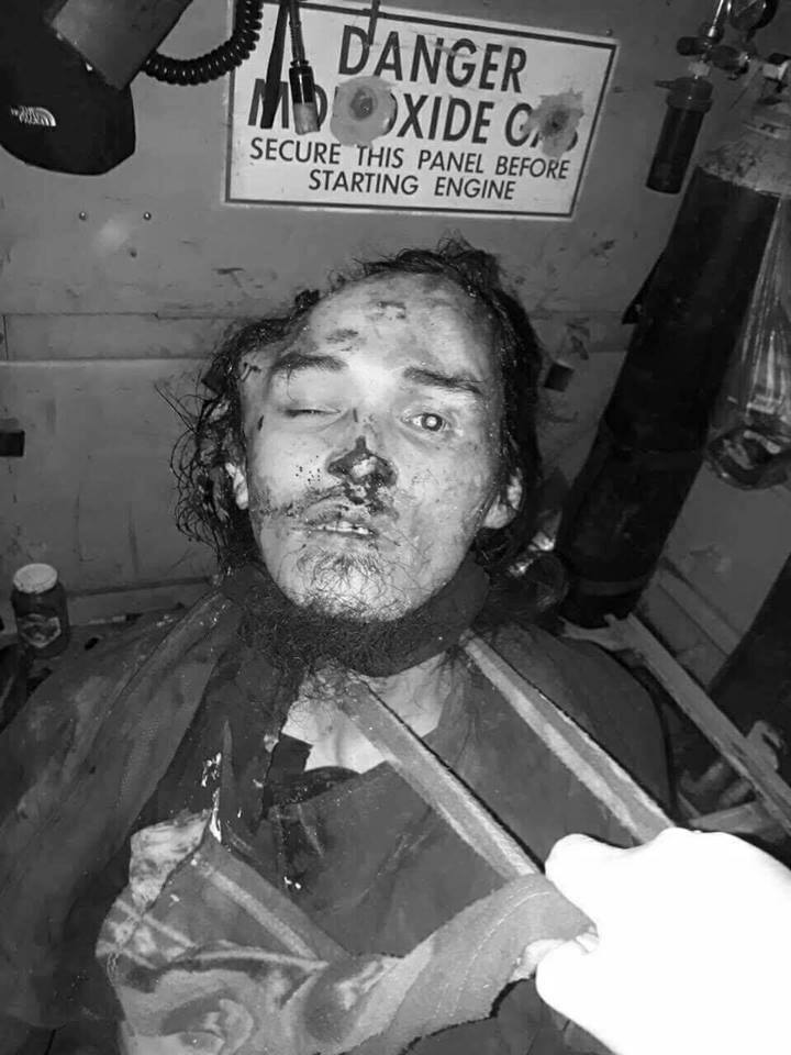 GRAPHIC PHOTOS: Terror leaders Omar Maute, Isnilon Hapilon killed in Marawi City