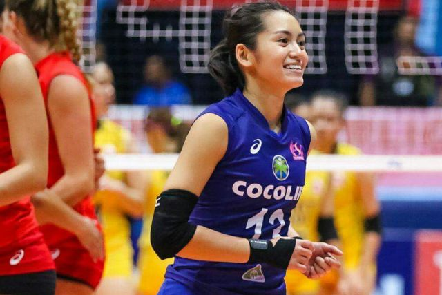 Denden Lazaro is correct in protecting her personal space