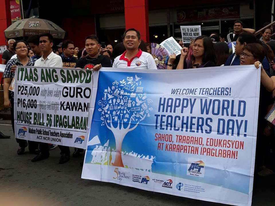 Teachers group slams DepEd for delay in release of performance-based bonus