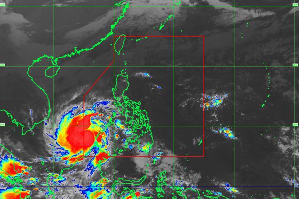 PAGASA typhoon names for 2018