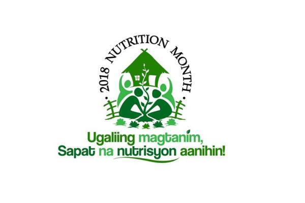 nutrition month 2018 theme