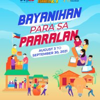 "DepEd launches Brigada Eskwela 2021 with ""Bayanihan para sa Paaralan"" as official theme"