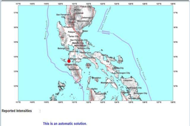 #EarthquakePH – Magnitude 6.7 quake jolts Metro Manila, southern Luzon