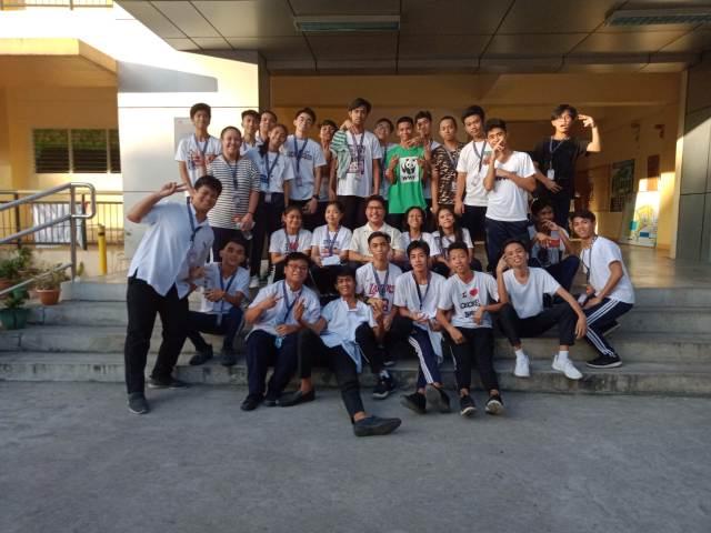 Batasan Hills National High School - Senior High School