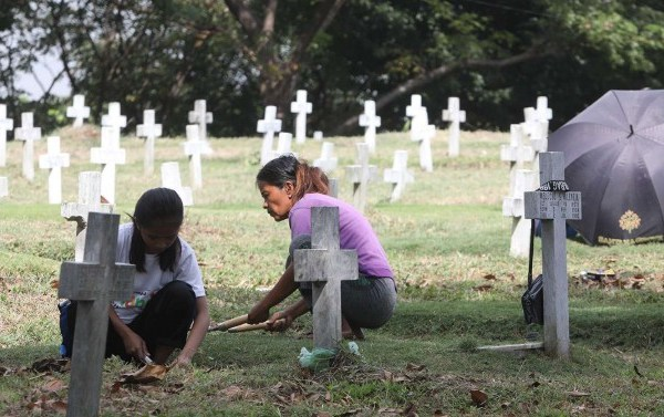November 2 2021 declared working holiday for All Souls' Day