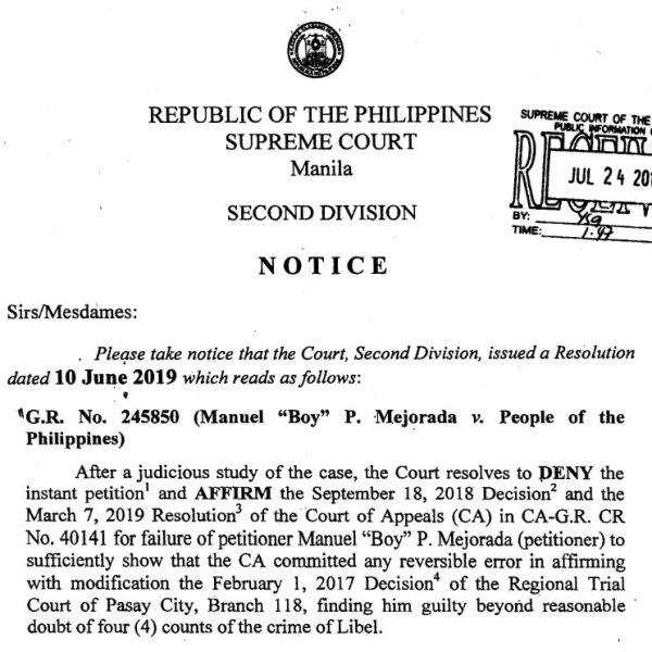 Robredo camp refutes convicted libeler's claim of paying off caravan participants – #BotongPinoy2022