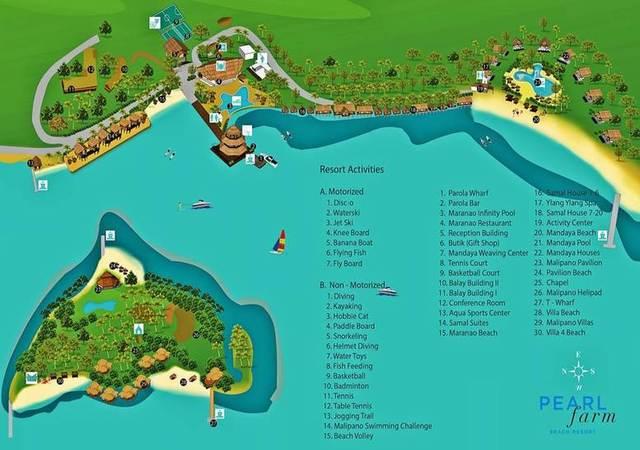 Pearl Farm Beach Resort  Philipines Banaue  Sagada Tours