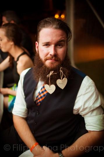 Beard couture