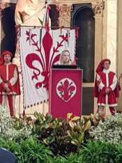 Intervento Del Re prima giornata attività storiche