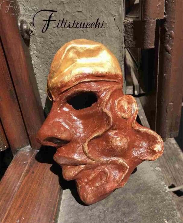 Maschera Filistrucchi per Omote