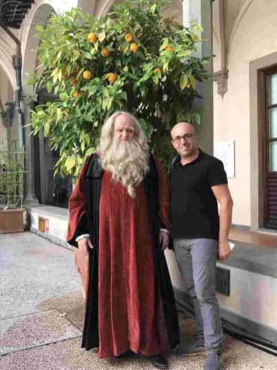 Fabio Baronti e Gherardo