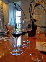 Yao Family Wines Tasting Room Tasting Set