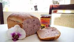 Hawaiian Purple Ube Bread