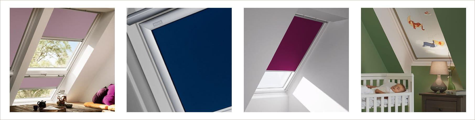 Sichtschutz velux dachfenster fabulous fr fakro with - Dachfenster scheibe austauschen ...