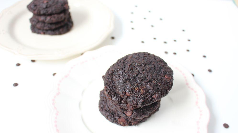 recette cookies healthy au chocolat