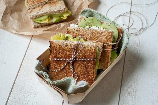 sandwich leger recette