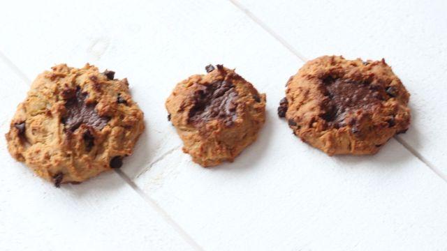 cookies healthy chocolat