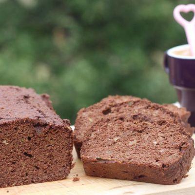 Une recette à base de légumes, nous donne une délicieuse recette à base de courgettes et chocolat.
