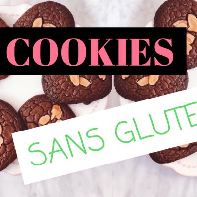Une recette de cookies sans gluten, pour une alimentation saine j'ai choisi la farine de quinoa et le sucre de coco.