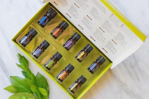Utiliser les huiles doterra du kit family