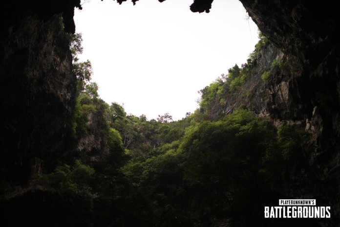 PUBG, Adding, Savage Map, Players, Parachute, Underground, Cave System, Inspired, Real, Locations, Thailand