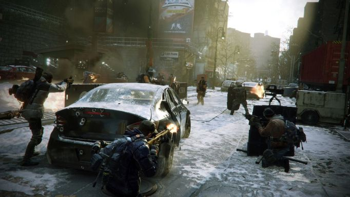 Tom Clancy, The, Division, Update, 1.8.1, Xbox One X , PC, PS4, Support, Arrives, April 12