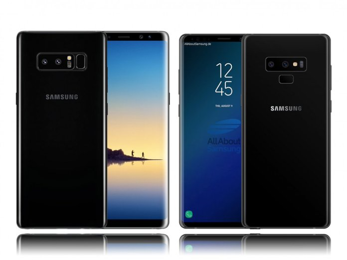 Samsung | Galaxy Note 9 | Gear S4 Watch | Launch on 9 August | in New York