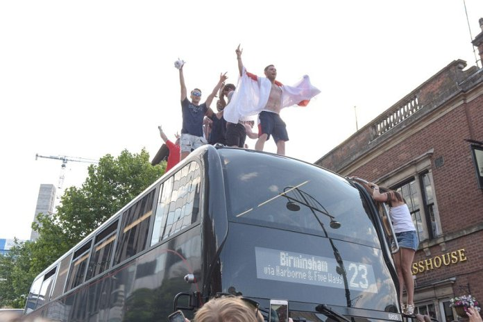 World Cup Semi-Final 2018, England Fans, Celebrate, Gone Crazy, After Beating Sweden, See Pics!