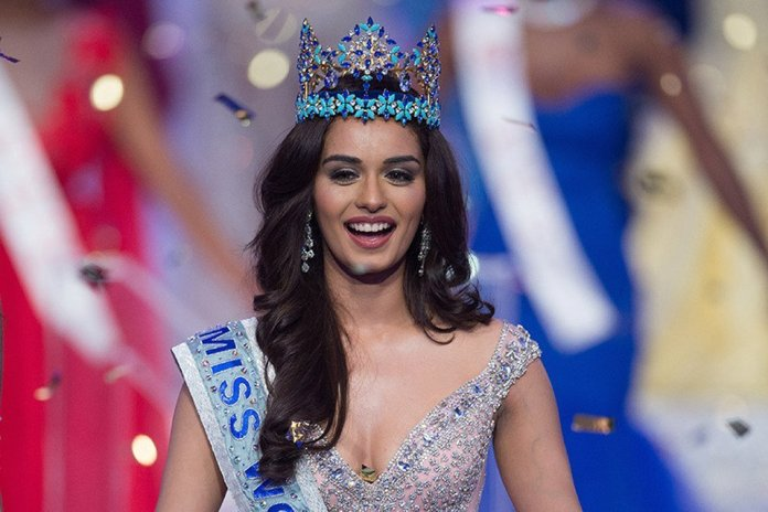 World-Most-Beautiful-Women-2018-Manushi Chillar