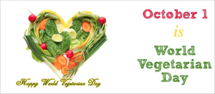 Today, World Vegetarian Day 2018, History, What, How, Why it's Celebrated?