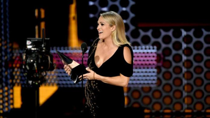 American Music Awards 2018, Carrie Underwood, Complete List, Winners, with Nominees