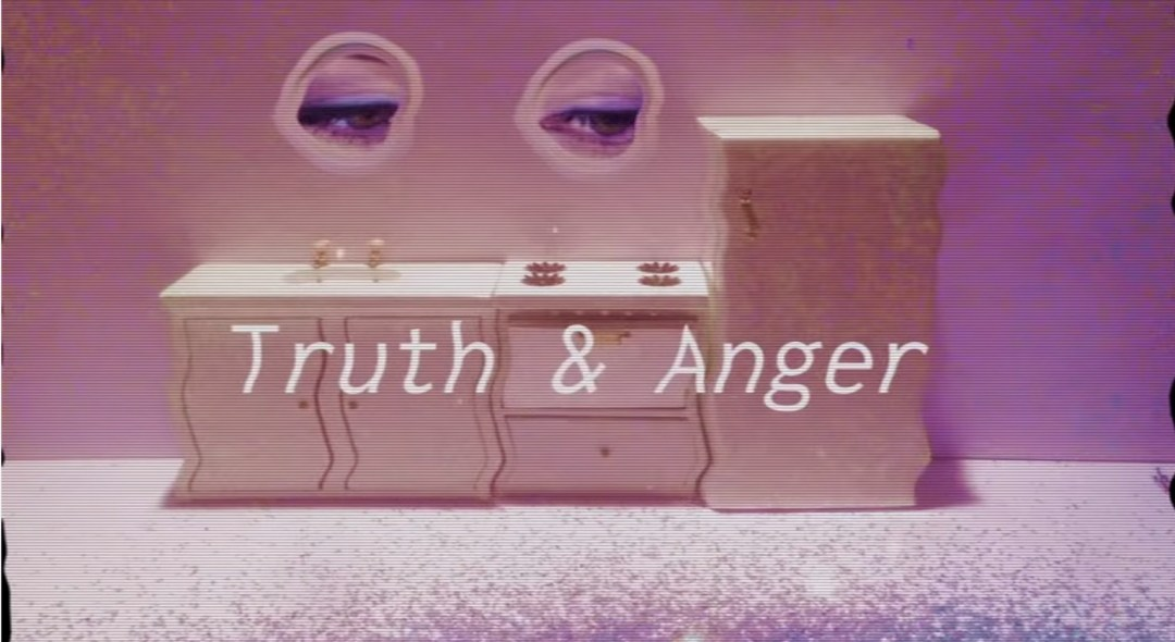 Truth & Anger [lyric video]