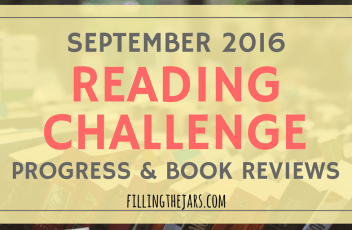 Reading What I Have Challenge - September 2016 | {The month of failure - but I read a great book!} It was a tough month for my